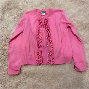 FINAL PRICE Hartstrings bubblegum pink cardigan